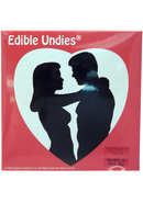 His And Hers Edible Undies 3 Piece Set Tropical Mai Tai