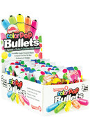 Color Pop Bullets Waterproof Assorted Colors 20 Each Per...