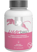 Jo Womens Daily Supplement  60 Ct