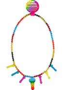 Rainbow Pecker Whistle Necklace