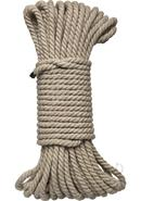 Kink Hogtied Bind And Tie 6mm Hemp Bondage Rope 50 Feet -...