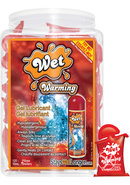 Wet Warming Gel Water Based Lubricant...