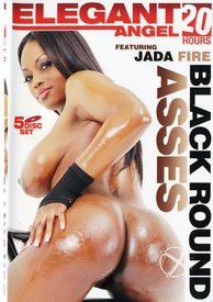 20hr Black Round Asses {5 Disc Set}