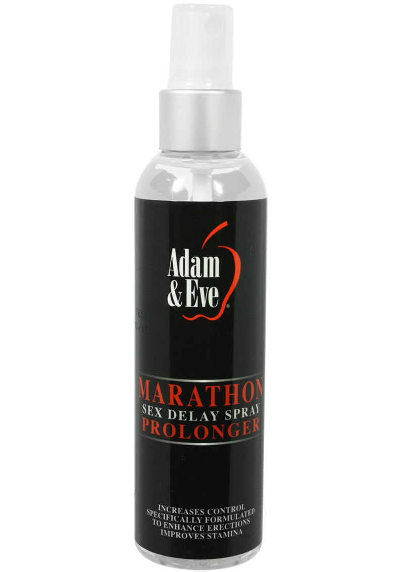 Adam And Eve Marathon Sex Delay Spray Prolonger 4 Ounce